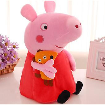 Cute Pig Peppa George Family Plush Toy Stuffed Doll - Party Decorations