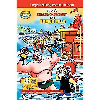 Chacha Chaudhary and Kumbh Mela by Paran - 9789388274203 Book