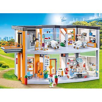 Playmobil city life large hospital