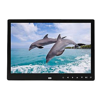12 Inch Digital Picture Frame 1280x800 Electronic Digital Photo Frame (a)