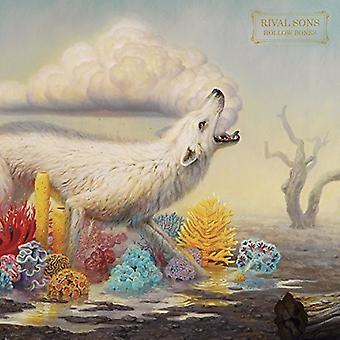 Rival Sons - Hollow Bones [CD] Importation aux États-Unis