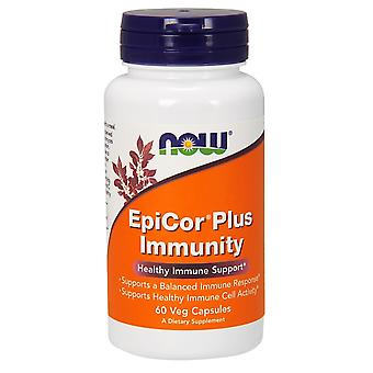 Now Foods EpiCor Plus Immunity 60 Capsules