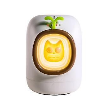 Owl Mosquito Repellent Night Light,Kids Home Silent Mosquito Repellent with Sleeping Light