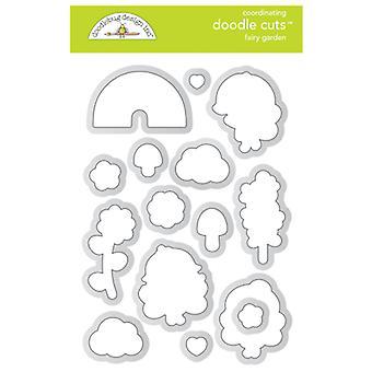 Doodlebug Design Schneiden stirbt - Fee Garten Doodle Schneidete