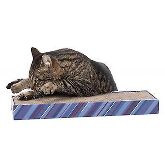 トリクシースクラッチ段ボール猫スクラッチャー