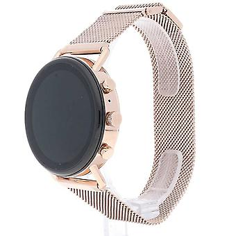 Reloj digital de hombre Skagen con banda de acero inoxidable SKT5103