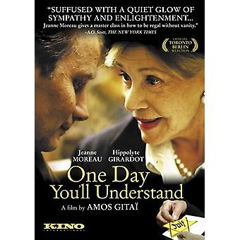 One Day Youll Understand [DVD] USA import