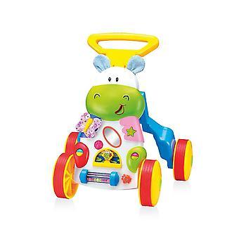 Chipolino ayuda de carrera Hippo, música, centro de juego de habilidades motoras, altura ajustable