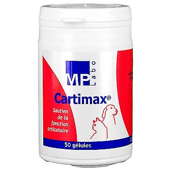 MP Labo Connective Cartimax Supplement 50 Capsules (Dogs , Supplements)