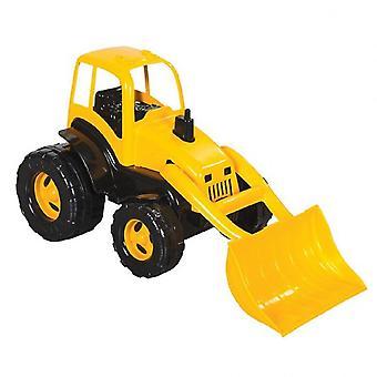 Pilsan 06211 Tractor de juguete con pala, para interior y exterior, a partir de 3 años