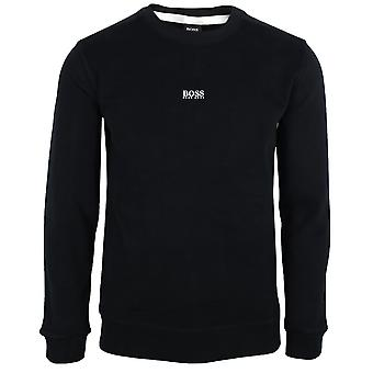 Hugo boss men's black weevo 2 sweatshirt