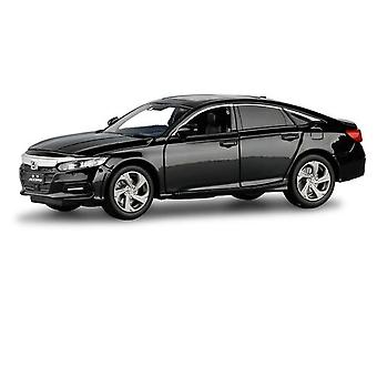 1:32 Honda Accord Model Die casting Model Sound and Light Car Children's Toy Collectibles