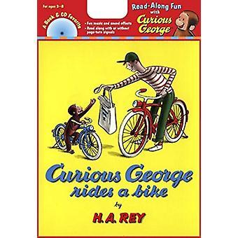 الغريب جورج ركوب قرص مضغوط كتاب الدراجة من قبل H. A. ري ور