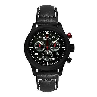 BWC Swiss - Wristwatch - Men - Quartz - 20017.54.48