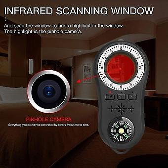 Wireless Signal Scanner Camera, Anti Camera Detector for Women Girl Lady Travel Hotel Accessories