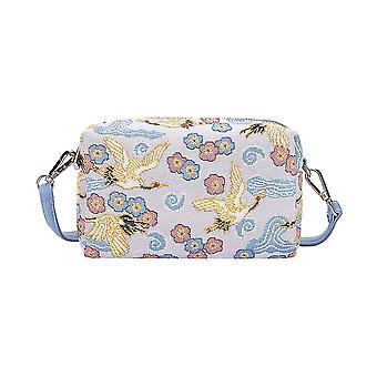 | حقيبة الورك رافعة اليابانية | حقيبة الكتف الصليب الأزرق hpbg رافعة