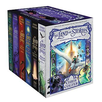 The Land of Stories Set by Chris Colfer