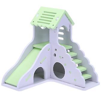 Cute Mini Small Animal Pet Hamster House