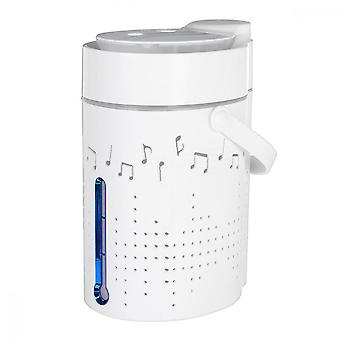 Led Air Humidifier Ultrasonic Atomizer Bluetooth Speaker