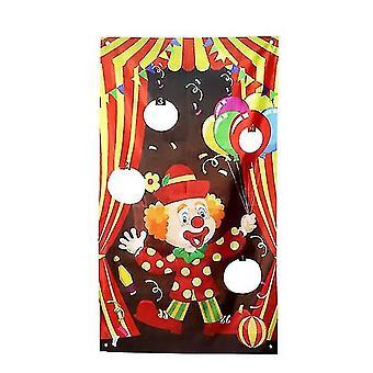 Divertente giocare sacchi di fagioli giocattolo per giochi di carnevale a tema all'aperto giocattoli sicuro lancio borse da lancio (#01)