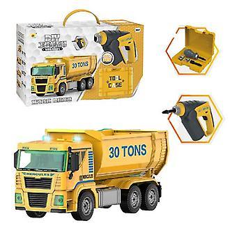 Camión de carga y descarga eléctrico desmontable de Children'