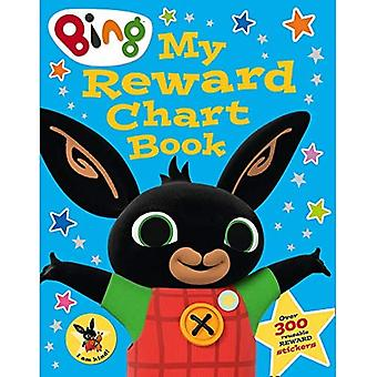 Bing My Reward Chart Sticker Activity Book (Bing) (Bing)