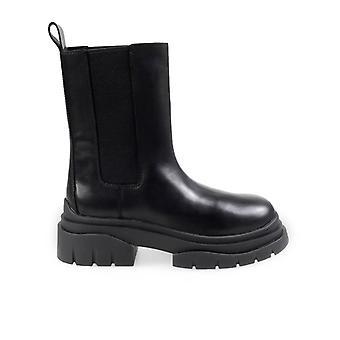 Ash Storm Black Combat Boot