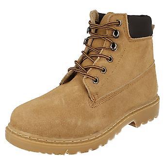 Unisex Cutie Ankle Boots H5005