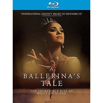 Zaimportować Ballerinas USA Tale [Blu-ray]