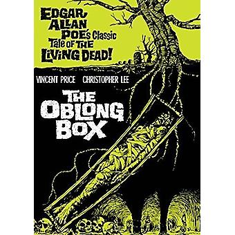 Oblong Box [DVD] USA import