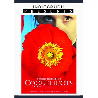 Coquelicots [DVD] USA import