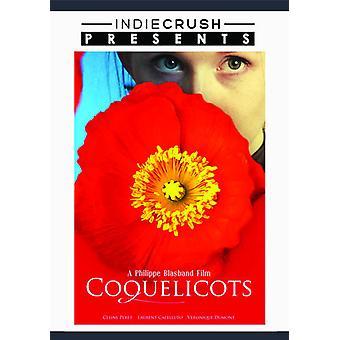 Importare Coquelicots [DVD] Stati Uniti d'America