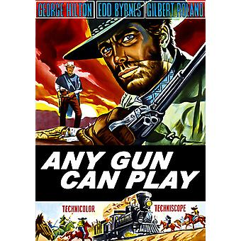 Any Gun Can Play [DVD] USA import