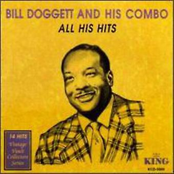 Bill Doggett & hans Combo - alle hans treff [DVD] USA importere