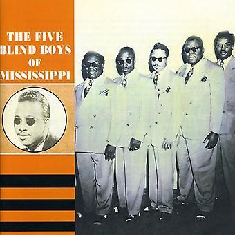 Blind Boys av Mississippi - 1947-1954 [CD] USA import