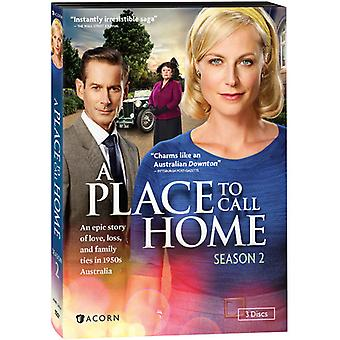 Place to Call Home: Season 2 [DVD] USA import
