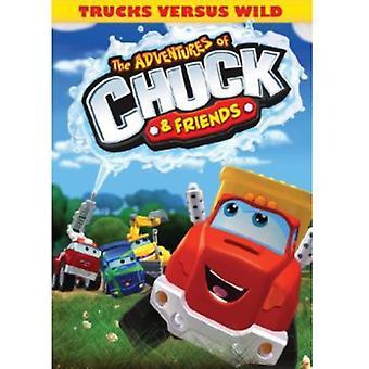 Eventyrene til Chuck & venner: lastebiler Versus Wild [DVD] USA import