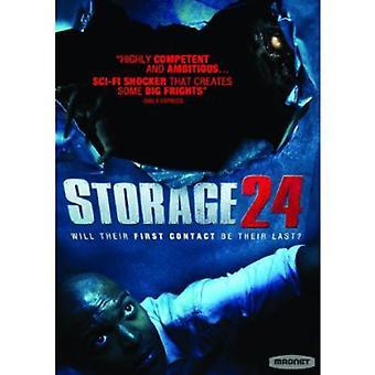 Lagring 24 [DVD] USA import