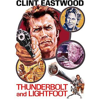 Thunderbolt & Lightfoot [DVD] USA importeren
