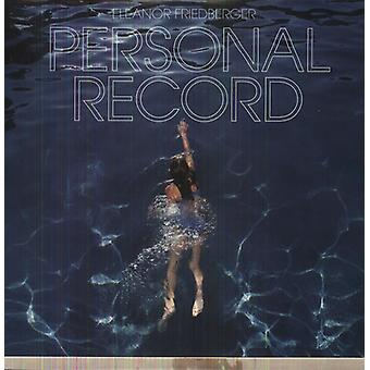 Eleanor Friedberger - Personal Record [Vinyl] USA import
