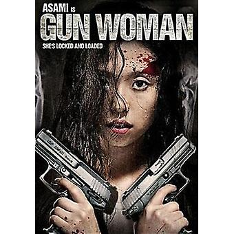 Pistol kvinde [DVD] USA import
