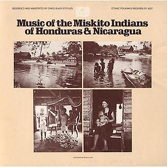 Music of the Miskito Indians of Honduras & Nicarag - Music of the Miskito Indians of Honduras & Nicarag [CD] USA import