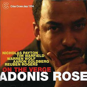 Adonis Rose Sextet - On the Verge [CD] USA import