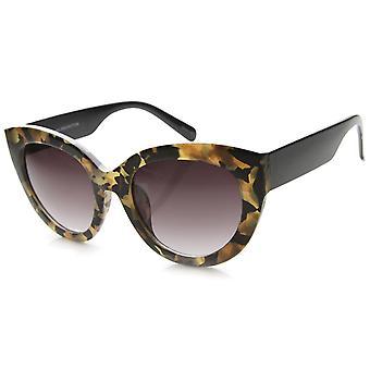 Protetto Mens Aviator Occhiali da sole UV400 lente specchiata