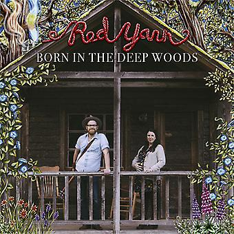 Red Yarn - Born in the Deep Woods [CD] USA import