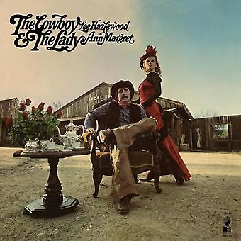 Hazlewood*Lee - Cowboy & the Lady [Vinyl] USA import