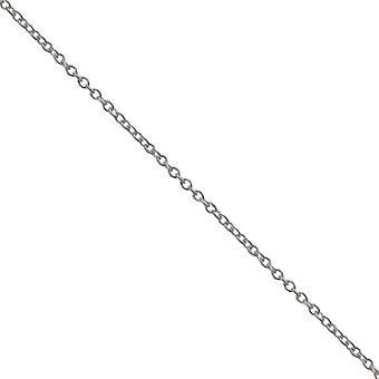 Silver 1mm wide Rolo Pendant Chain 14 inches Only Suitable for Children