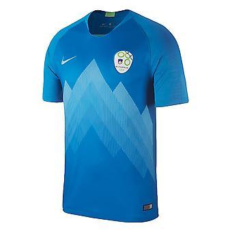 2018-2019 Slovenia Away Nike Football Shirt