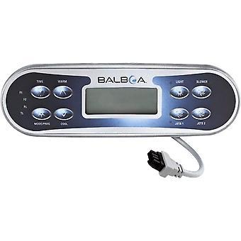 Balboa 52649-01 Spa Oberseite 8 Taste für ML700/600 E8