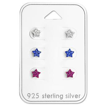 Star - 925 Sterling Silver Sets - W29113x